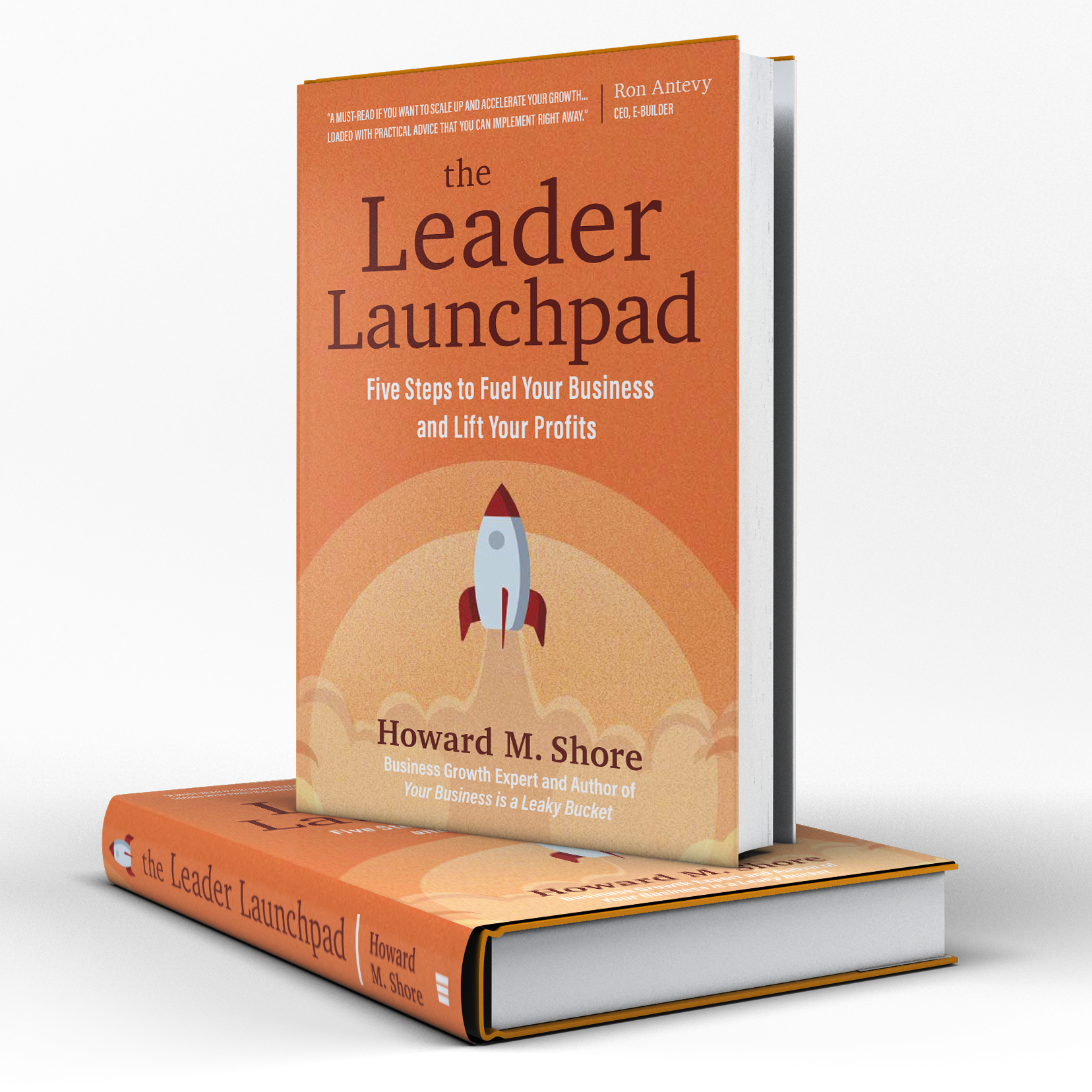 The Leader Launchpad Book